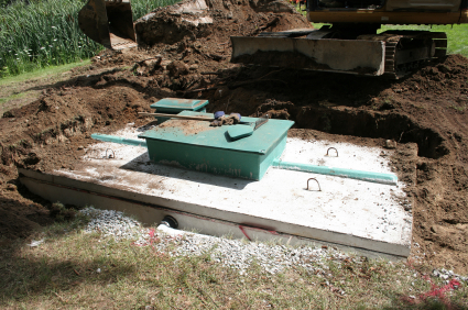 Septic tank Construction