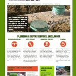 Liberty Plumbing & Septic website