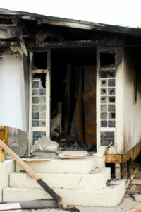 fire damage and restoration services