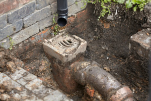 Repair Work To Sewerage