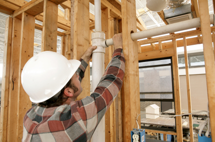 New Construction Plumbing: A Quick Look at the Process from Paper to Reality